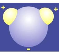 Dipolo Molecola acqua.png