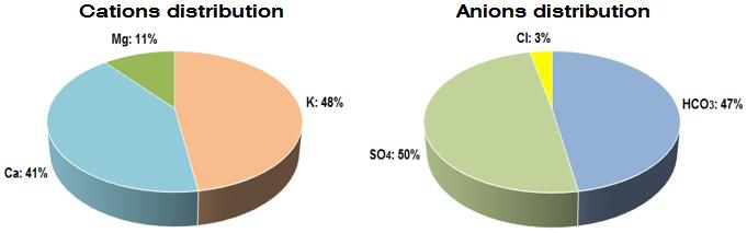 composizione percentuale