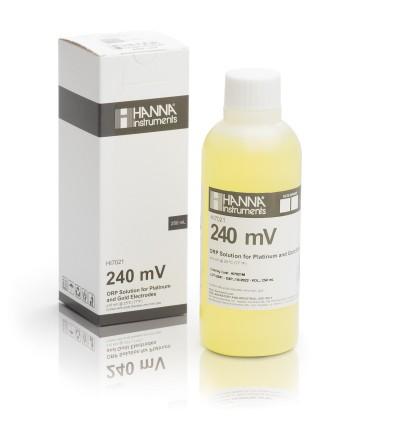 HANNA - Soluzione ORP 240 mV a 25°C (230 ml) - HI7021M