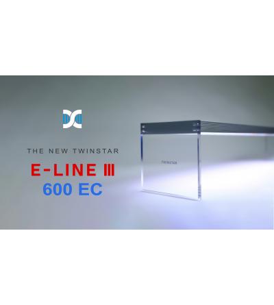 Plafoniera Twinstar Light III 600EC