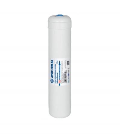 """Filtro in linea - Sedimenti - 1 micron - 12"""""""